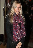 LONDON - November 02: Joanne Froggatt at the Uncle Vanya Press Night (Photo by Brett D. Cove)