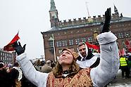 Demonstration of teachers against government's reform I