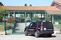 CASERMA CARABINIERI DI MOLINELLA<br /> RICERCHE IGOR VACLAVIC DOPO OMICIDIO VERRI