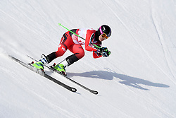 RAMSAY Alana LW9-2 CAN competing in the Para Alpine Skiing Downhill at the PyeongChang2018 Winter Paralympic Games, South Korea