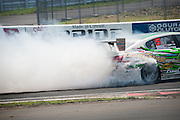 Drifting race event at The Fuji speed way in Japan