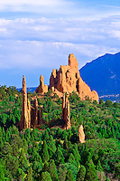 Garden of the Gods, Colorado Springs, Colorado USA
