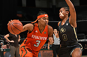 2019 Hurricanes Women's Basketball
