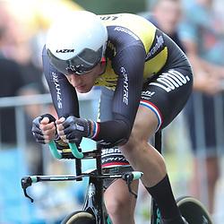 21-06-2017: Wielrennen: NK Tijdrijden: Montferland      s-Heerenberg (NED) wielrennen<br />Stef Clement