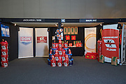 IG Festival of Food 2015. Darwin Convention Centre. 2-3 May 2015. Booth and products of Jackaroo/Don and Mauri ANZ. Photo by Shane Eecen/Creative Light Studios Darwin.