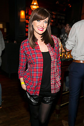 Repro Free: 9/10/2014 Jennifer Maguire pictured at The Odeon, Dublin for the surprise Guinness Amplify Live gig. Music fans in Dublin were treated to an extra special experience as three of most highly acclaimed musicians of 2014, Kidnap Kid, Jess Glynn and Rudimental, played surprise performances. <br /> Guinness Amplify connects the freshest new music talent with audiences all over the country, as well as providing them with some of the resources and industry expertise they need to help them along the way. Picture Andres Poveda<br /> <br /> Full details of the Guinness Amplify programme are available on www.guinnessamplify.com.  Enjoy Guinness Sensibly. Visit www.drinkaware.ie<br /> ENDS<br /> For further information please contact:                                                                              <br /> Julie Blakeney, WH, on 0863420794 or Kristin Fox, WH, on 0872211916
