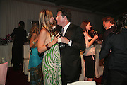Celia Walden and Piers Morgan, Glamour Women Of The Year Awards. Berkeley Square Gardens, London, 5 June 2007. -DO NOT ARCHIVE-© Copyright Photograph by Dafydd Jones. 248 Clapham Rd. London SW9 0PZ. Tel 0207 820 0771. www.dafjones.com.