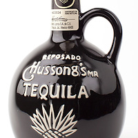 Hussong's Tequila reposado -- Image originally appeared in the Tequila Matchmaker: http://tequilamatchmaker.com