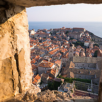 "Dubrovnik, located along the Dalmatian Coast in Croatia, is known as the ""Pearl of the Adriatic"" and its Old Town is a UNESCO World Heritage Site."