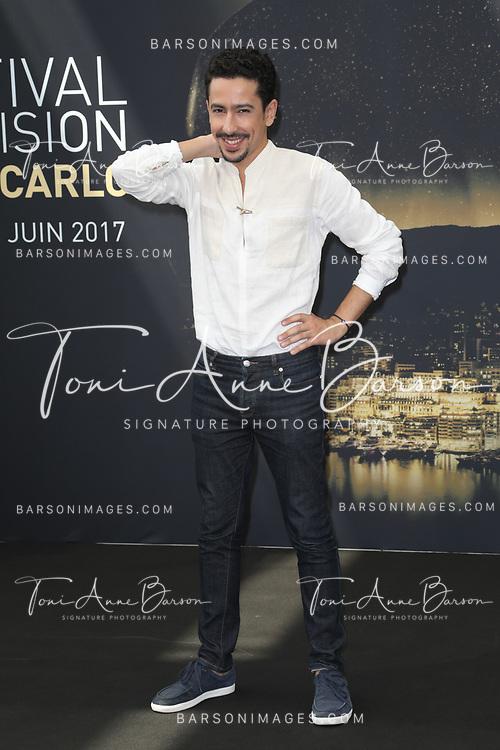 """MONTE-CARLO, MONACO - JUNE 18:  Faycal Azizi attends """"Kaboul Kitchen"""" photocall on June 18, 2017 at the Grimaldi Forum in Monte-Carlo, Monaco.  (Photo by Tony Barson/FilmMagic)"""