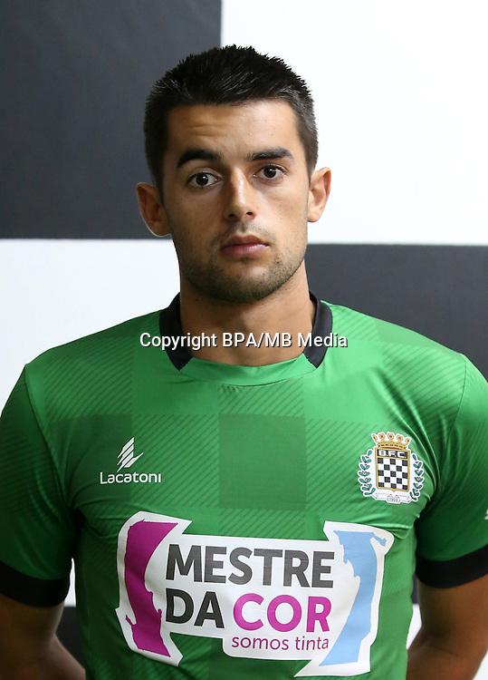 Portugal - Primera Liga NOS 2016-2017 /  <br /> ( Boavista FC ) - <br /> Mickael Meira