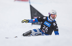 Bormolini Maurizio during the FIS snowboarding world cup race in Rogla (SI / SLO) | GS on January 20, 2018, in Jasna Ski slope, Rogla, Slovenia. Photo by Urban Meglic / Sportida