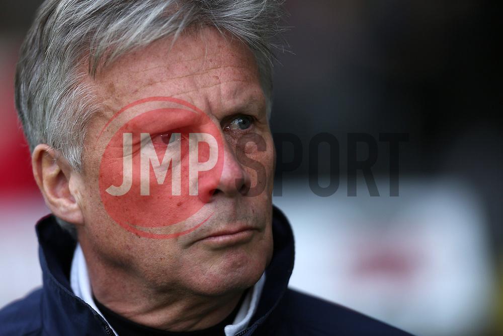 Bristol Rovers Manager, John Ward- Photo mandatory by-line: Matt Bunn/JMP - Tel: Mobile: 07966 386802 23/11/2013 - SPORT - Football - Burton - Pirelli Stadium - Burton Albion v Bristol Rovers - Sky Bet League Two