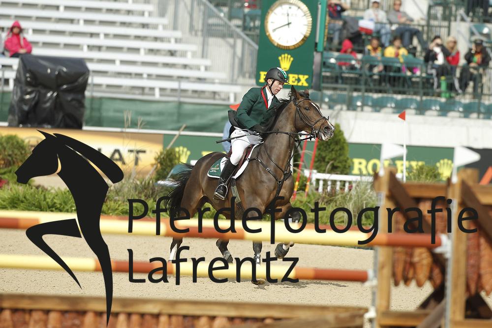 LENNON Dermott, Hallmark Elite<br /> Kentucky - Alltech FEI WEG 2010<br /> /Stefan Lafrentz