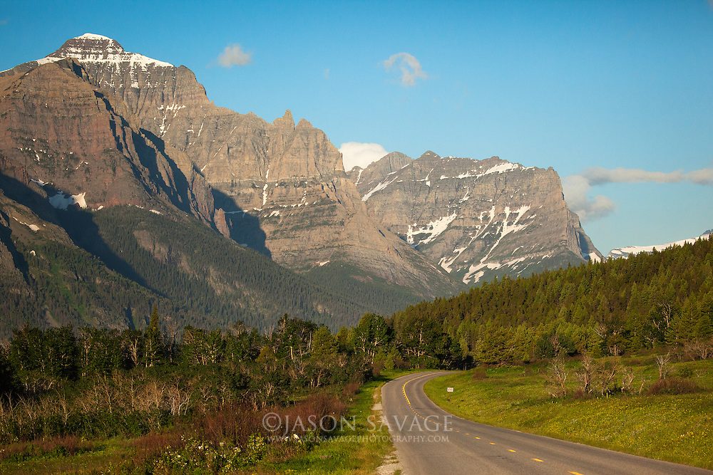 Going to the Sun Highway, Glacier National Park
