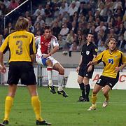 NLD/Amsterdam/20060928 - Voetbal, Uefa Cup voorronde 2006, Ajax - IK Start, Zdenek Grygera