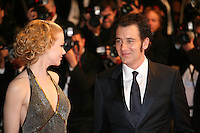 Actress Nicole Kidman and actor Clive Owen, Heminway & Gellhorn gala screening at the 65th Cannes Film Festival France. Friday 25th May 2012 in Cannes Film Festival, France.