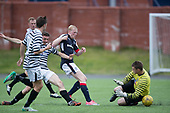 Queens Park v Dundee under 20s 06-07-2017