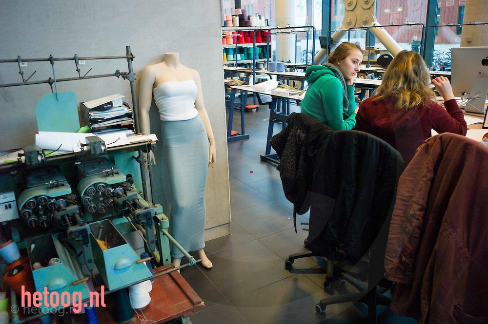 Nederland, enschede 17nov2015 <br /> Fashion and Textile Technologies @ Saxion