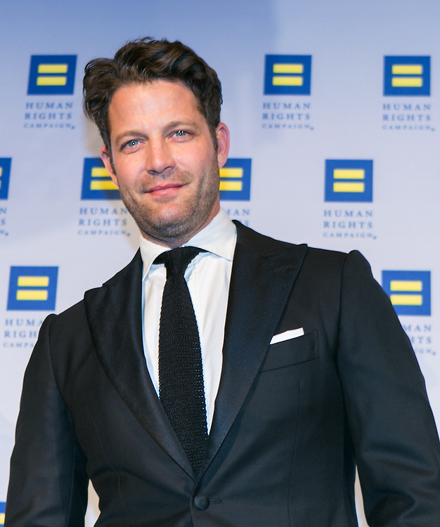 Interior designer Nate Berkus at the HRC's Greater NY Gala 2014 held at the Waldorf=Astoria in New York City on Saturday, February 8, 2014. (Photo: JeffreyHolmes.com)