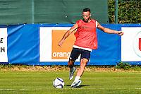 Jamel Saihi  - 30.06.2015 - Reprise de Montpellier - 2015/2016<br />Photo : Alexandre Dimou / Icon Sport