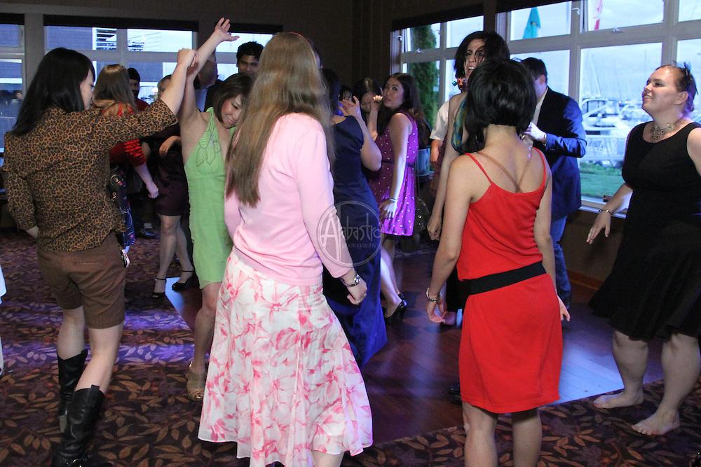 Seattle Opera BRAVO! Club season kickoff party at Palisade restaurant.