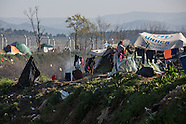 Refugees stucked in Idomeni, 20.03.2016
