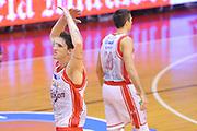 DESCRIZIONE : Reggio Emilia Lega A 2014-15 Grissin Bon Reggio Emilia - Banco di Sardegna Sassari playoff finale gara 2 <br /> GIOCATORE :Polonara Achille<br /> CATEGORIA : Esultanza Mani <br /> SQUADRA : GrissinBon Reggio Emilia<br /> EVENTO : LegaBasket Serie A Beko 2014/2015<br /> GARA : Grissin Bon Reggio Emilia - Banco di Sardegna Sassari playoff finale gara 2<br /> DATA : 16/06/2015 <br /> SPORT : Pallacanestro <br /> AUTORE : Agenzia Ciamillo-Castoria / A.Scaroni<br /> Galleria : Lega Basket A 2014-2015 Fotonotizia : Reggio Emilia Lega A 2014-15 Grissin Bon Reggio Emilia - Banco di Sardegna Sassari playoff finale gara 2 Predefinita :