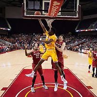 USC Men's Basketball v WSU