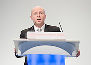 Labour Annual Conference<br /> at the Echo Arena & BT Convention Centre, Liverpool, Great Britain <br /> 25th to 28th September 2011 <br /> <br /> The Right Honourable<br /> Liam Byrne <br /> MP<br /> Shadow Secretary of State for<br /> Work and Pensions<br /> <br /> Photograph by Elliott Franks