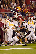 University of Arkansas Razorback 2006 Football team....©Wesley Hitt.All Rights Reserved.501-258-0920.