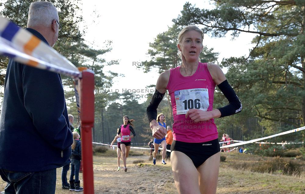 31-12-2014 NED: Rabobank Sylvestercross, Soest<br /> Miranda Boonstra