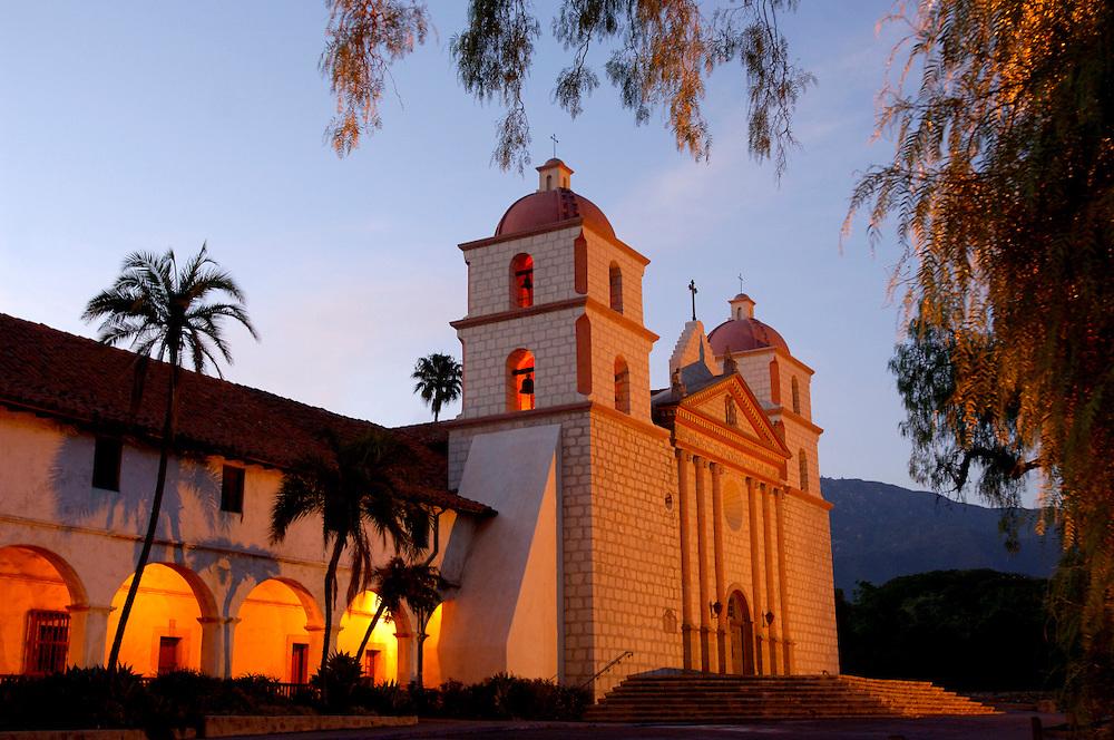 Old Santa Barbara Mission, Santa Barbara, California, United States of America