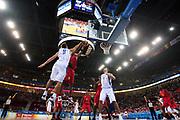 DESCRIZIONE : Beijing Pechino Olympic Games Olimpiadi 2008 Greece Angola <br /> GIOCATORE : Tifosi Supporters Arena Panagiotis Vassilopoulos <br /> SQUADRA : Greece Grecia <br /> EVENTO : Olympic Games Olimpiadi 2008 <br /> GARA : Grecia Angola Greece Angola <br /> DATA : 16/08/2008 <br /> CATEGORIA : Rimbalzo <br /> SPORT : Pallacanestro <br /> AUTORE : Agenzia Ciamillo-Castoria/E.Castoria <br /> Galleria : Beijing Pechino Olympic Games Olimpiadi 2008 <br /> Fotonotizia : Beijing Pechino Olympic Games Olimpiadi 2008 Greece Angola <br /> Predefinita :