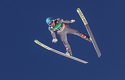 24.03.2019, Planica, Ratece, SLO, FIS Weltcup Ski Sprung, Skiflug, Einzelbewerb, Finale, im Bild Philipp Aschenwald (AUT) // Philipp Aschenwald of Austria during the individual competition of the FIS Ski Flying World Cup Final 2019. Planica in Ratece, Slovenia on 2019/03/24. EXPA Pictures © 2019, PhotoCredit: EXPA/ JFK
