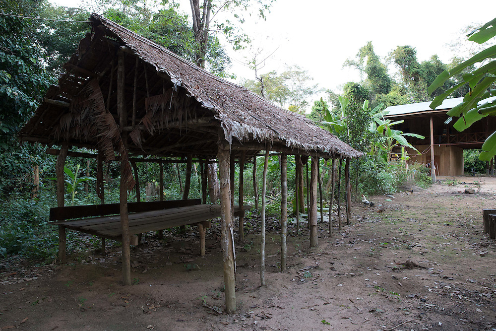 Overflow shelter for eco-tourists