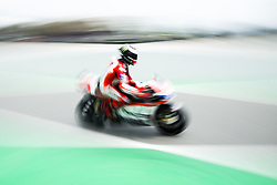 June 9, 2017 - Barcelona, Catalonia, Spain - 99 Jorge Lorenzo from Spain of Ducati Team (Ducati) during the Monter Energy Catalonia Grand Prix, at the Circuit de Barcelona-Catalunya on June 9 of 2017. (Credit Image: © Xavier Bonilla/NurPhoto via ZUMA Press)