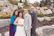 Heather & Mike's Whistle Bear Wedding