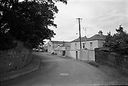 09/06/1967<br /> 06/09/1967<br /> 09 June 1967<br /> Views near St Theresa's Malahide Road, Dublin.