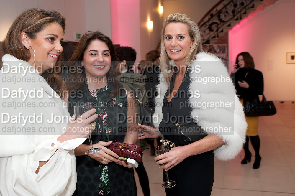 JORI GRASSI' MARYAM EISLER; SIOBHAN LOUGHRAN, SANCTUARY: BRITAIN'S ARTISTS AND THEIR STUDIOS -Book launch, Christie's King Street, St James 13 March 2012.