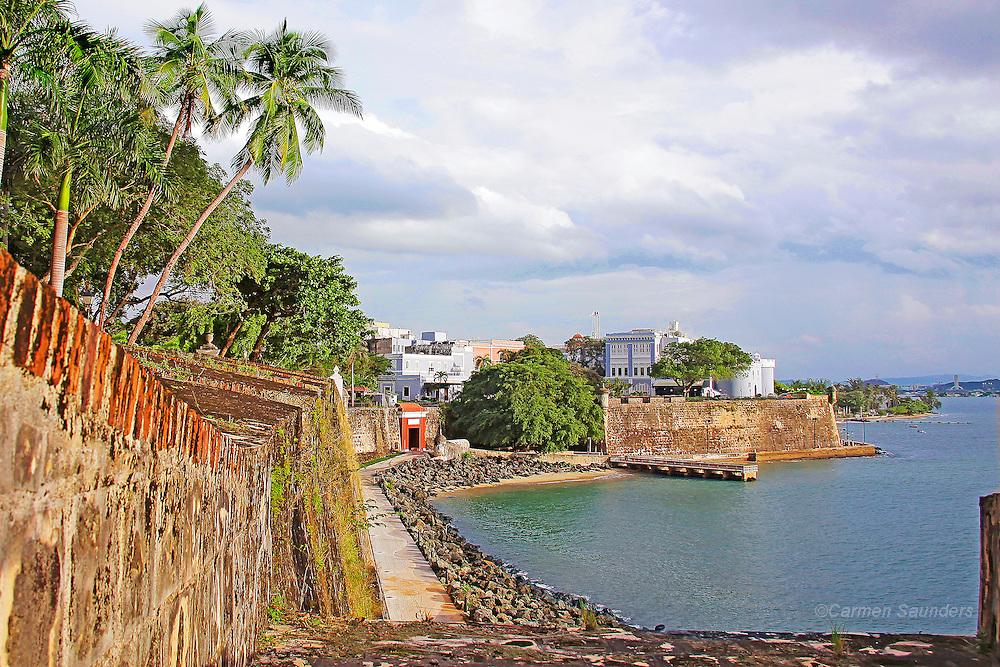 Bay of San Juan & Puerta de San Juan