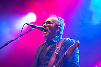 Elvis Costello on stage at the big top in Galway for the Galway international Arts festival @ GIAF 2016 Photo:Andrew Downes, xposure