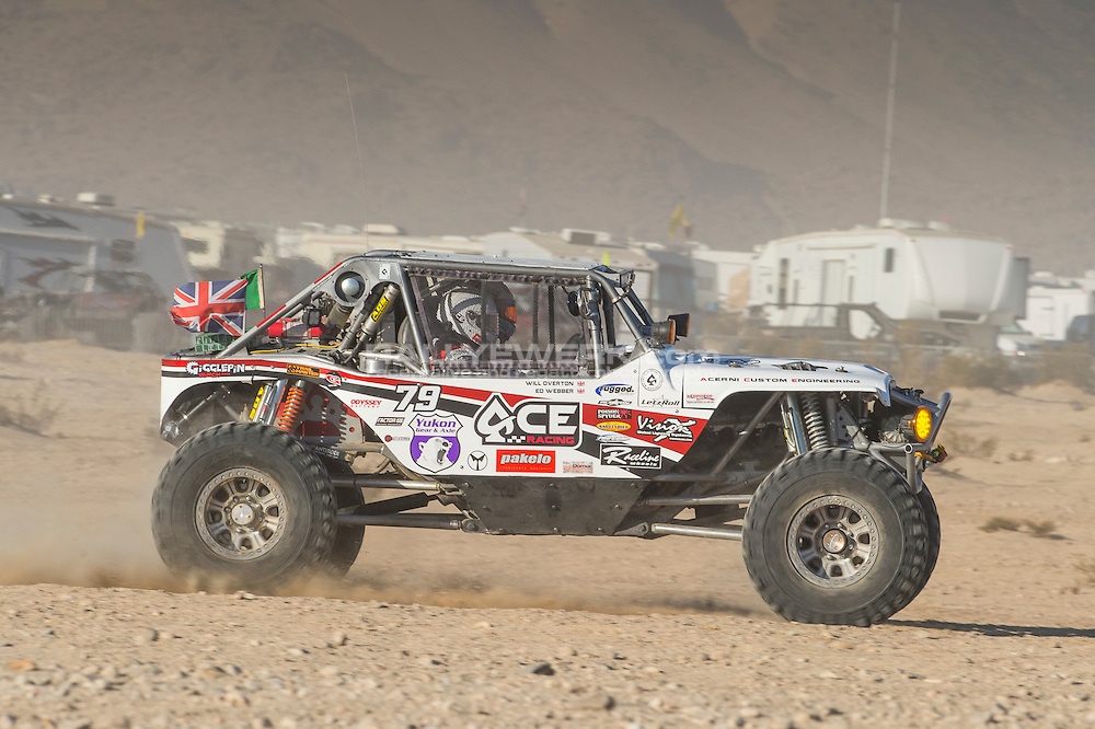 King of the Hammers 2016