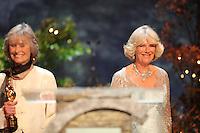 HRH The Duchess of Cornwall and Virginia McKenna OBE