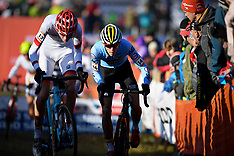 World Cup cyclocross competition - 17 November 2018