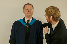 Open University Graduation, Brighton, England