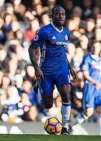Football - 2016 / 2017 Premier League - Chelsea vs. West Bromwich Albion<br /> <br /> Victor Moses of Chelsea at Stamford Bridge.<br /> <br /> COLORSPORT/DANIEL BEARHAM