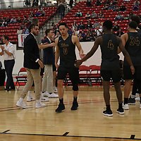 Men's Basketball: Whitman College Missionaries vs. Ohio Wesleyan University Battling Bishops