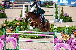 BREEN Shane (IRL), Ipswich van de Wolfsakker<br /> Tryon - FEI World Equestrian Games™ 2018<br /> 2. Qualifikation Teamwertung 1. Runde<br /> 20. September 2018<br /> © www.sportfotos-lafrentz.de/Stefan Lafrentz