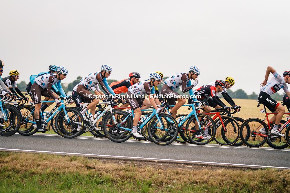 Stage 2 from Düsseldorf to  Liège (203.5 km) of the 104th Tour de France, 2 July 2017. Photo by Thomas van Bracht / PelotonPhotos.com   All photos usage must carry mandatory copyright credit (Peloton Photos   Thomas van Bracht)